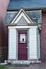Outhouse at Jesse James Home, St. Joseph, Missouri