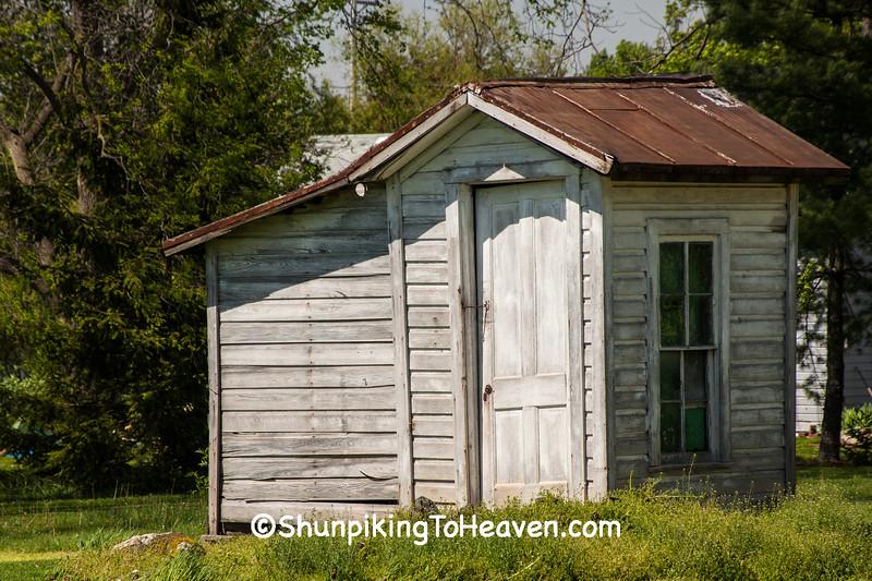 Pump House, Allen County, Ohio