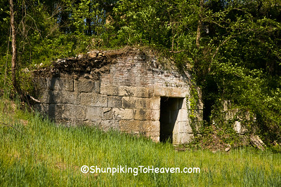 Root Cellar, Shawnee, Perry County, Ohio