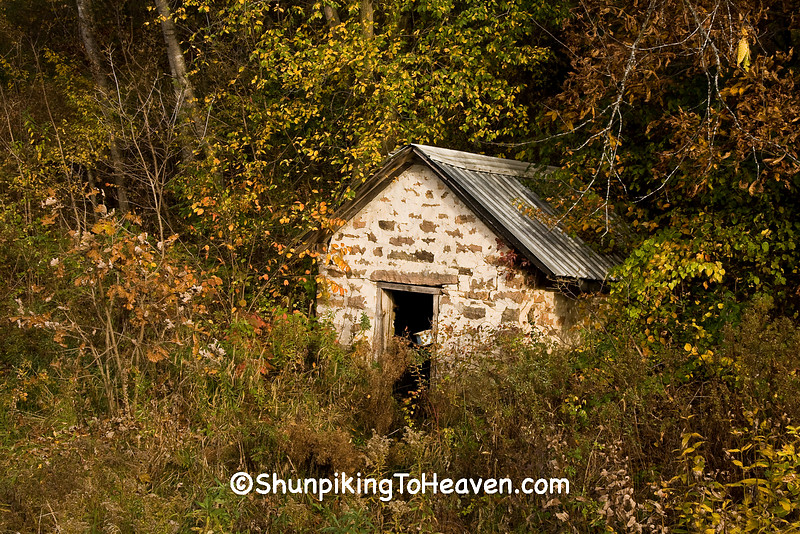 Stone Spring House, Sauk County, Wisconsin