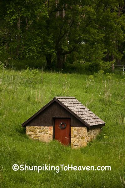 Stone Spring House, Iowa County, Wisconsin