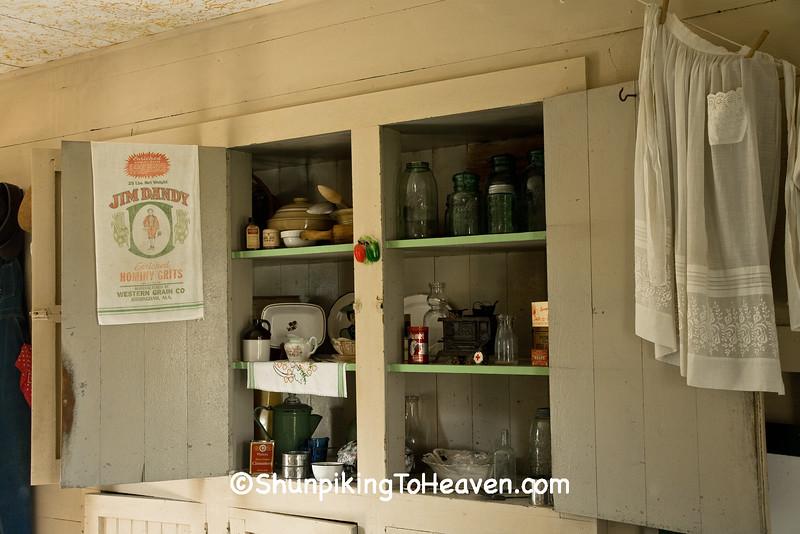 Summer Kitchen, Jackson County, Iowa
