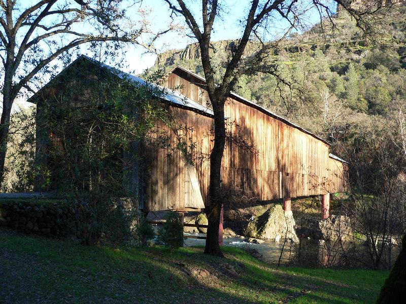 Honey Run Covered Bridge 1