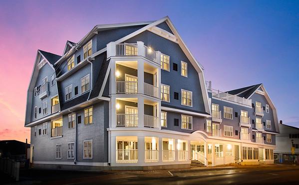 York Beach Residence Club