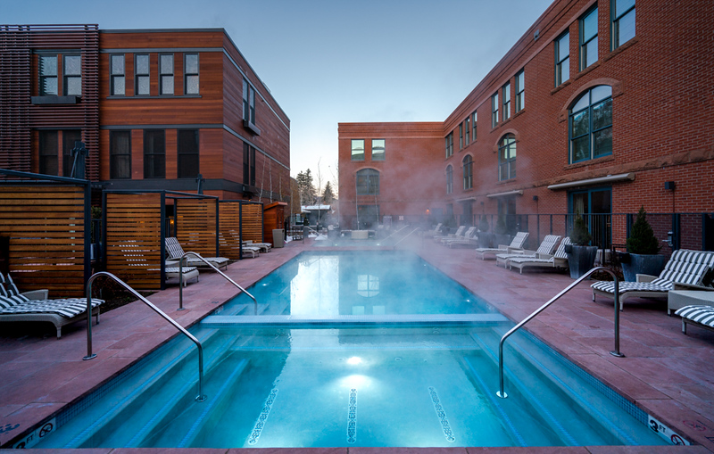 HOTEL JEROME, AN AUBERGE RESORT<br /> <br /> PHOTOGRAPHER: SAM KOERBEL