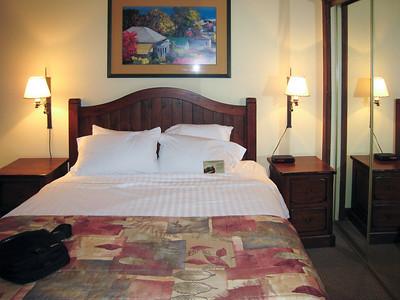 Coast Blackcomb Hotel, in Whistler.