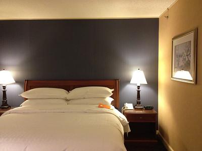 Sheraton Hotel, Ottawa