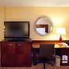 Marriott Hotel Bloor Yorkville, in Toronto.