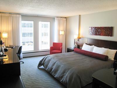 Matrix Hotel, Edmonton