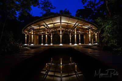 Hotel Aguas Claras Playa Chiquita Puerto Viejo de Limon, Costa Rica  photography by Manuel Pinto