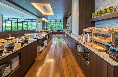 Shimoda Tokyu Hotel Resort Buffet Breakfast