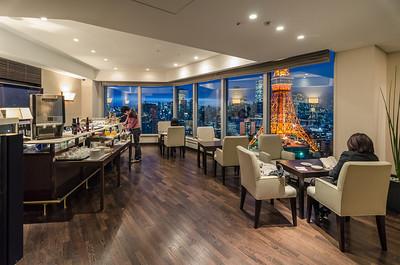 Prince Hotel Club Lounge