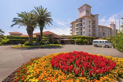Imaihama Hotel Front Entrance