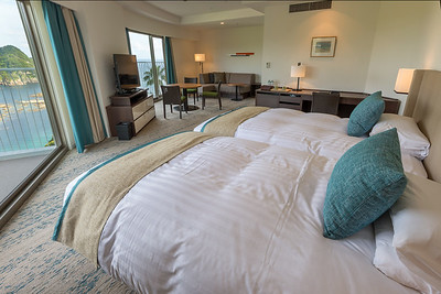 Large Bedroom at Shimoda Tokyu Hotel Resort