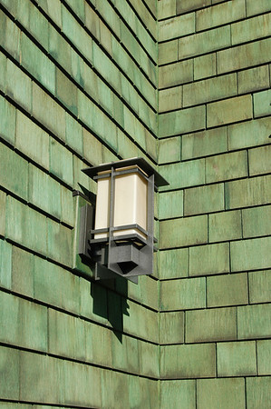 """Most of our house lighting fixtures, both exterior and interior are from """"Hubbardton-Forge""""... they are hand-made in the great USA. We were happy to find superior products made here at home... they cost a  more than the imported """"look-a-likes"""".. but when you look close, you see the difference, and these will last for generations to come. (Our goal)"""