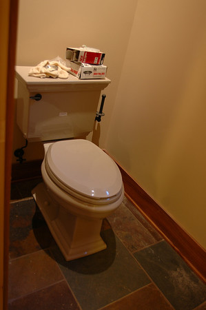 """Why would anyone want to show a toilet? This toilet is now working...I am not telling anyone, but I no longer have to use the """"Honey-Bucket"""" with all of the guys... mind you, I have only seen one female on our job-site for nearly two years! Good thing the Honey Bucket was cleaned twice a week or more!"""