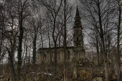 Chapel Monrepos Island@Ludwigsburg