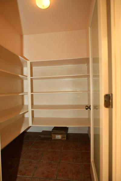Large pantry