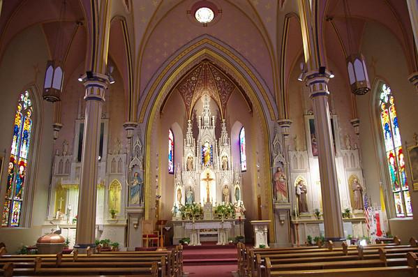 San Antonio Churches