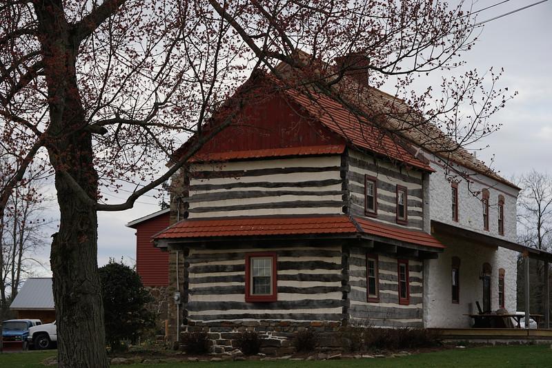 Restored Farmhouse (90mm, F5.6)
