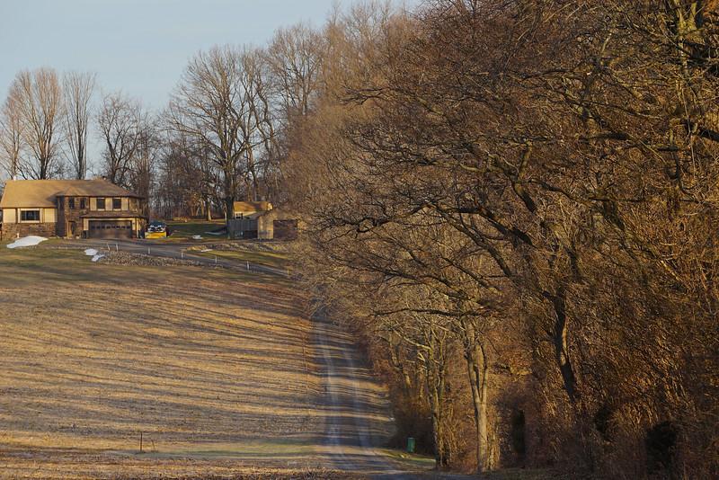 Long Driveway (175mm, f8)