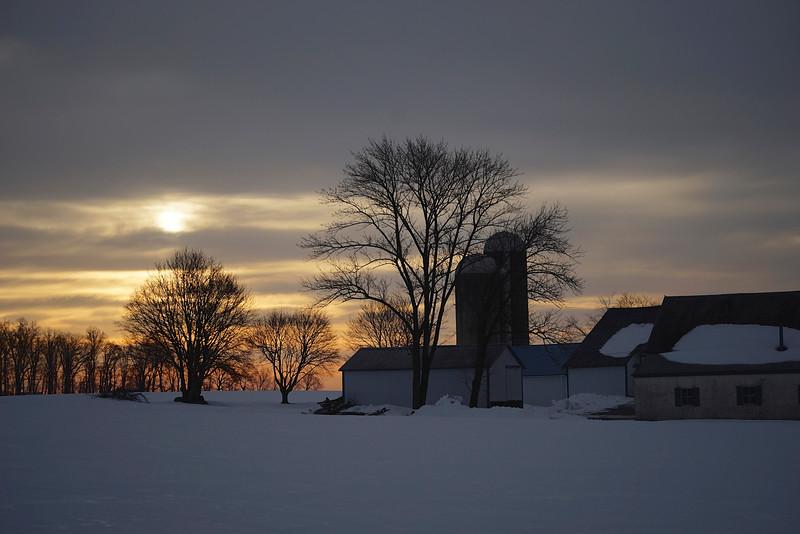 Sunrise (70mm, F4)