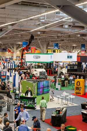 Huntington Convention Center of Cleveland Trade Show  images