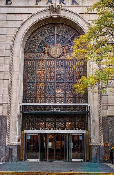 Hyde Park Bank Building