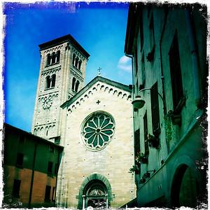 Churches, Churches Everywhere!!