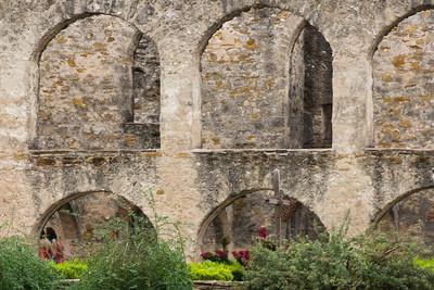 Concepcion Mission, San Antonio, Texas