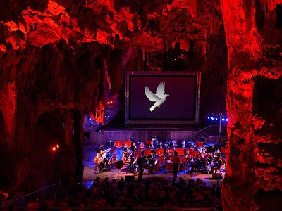 incredible concert venues around the world