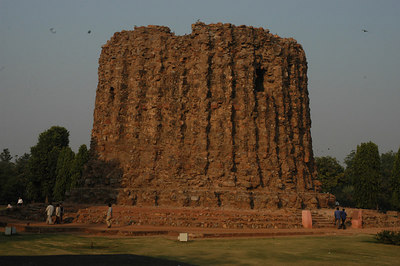Qutb Minar New Delhi, India