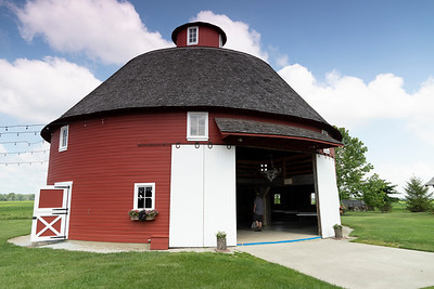 Spurgeon Round Barn