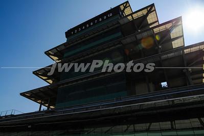 Indianapolis Motor Speedway Landmarks