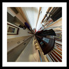 """Framed world view of """"The Lobby""""."""