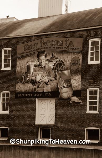 Reist Popcorn Company, Lancaster County, Pennsylvania