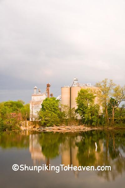 Grain Elevator, Zanesville Ohio