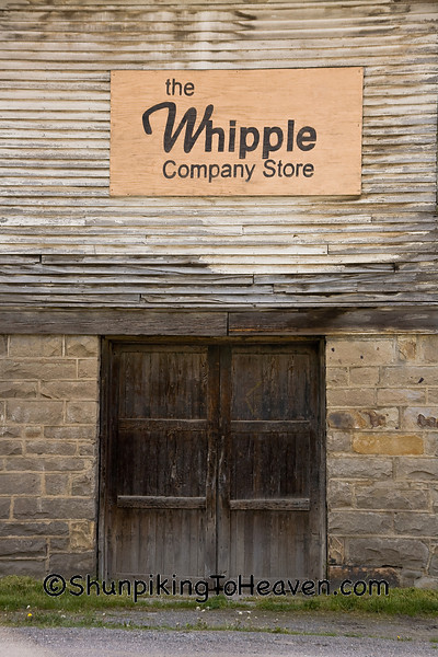 Historical Whipple Company Store, Fayette County, West Virginia