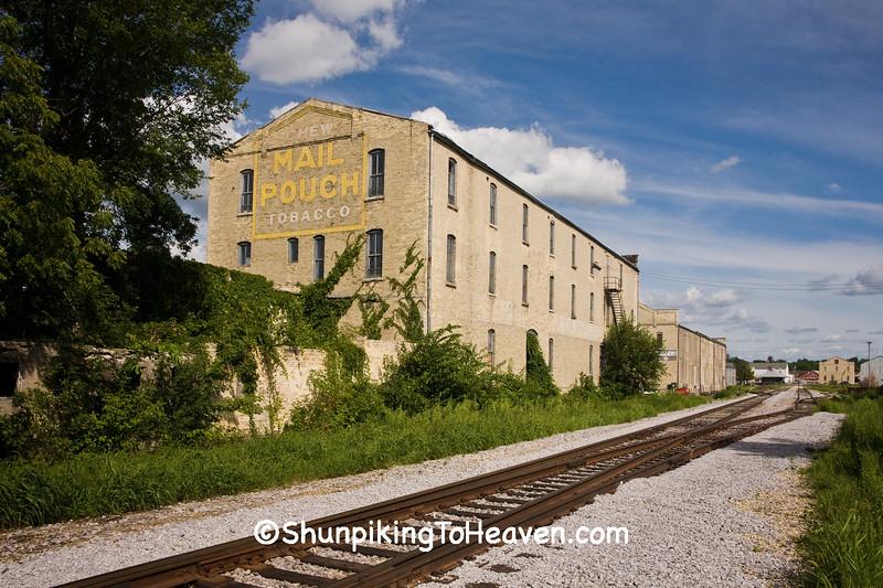Tobacco Warehouse, Edgerton, Wisconsin