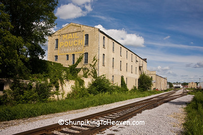 Tobacco Warehouse, Edgerton, Wisconsin