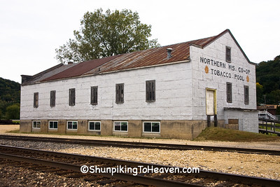 Tobacco Warehouse, Vernon County, Wisconsin