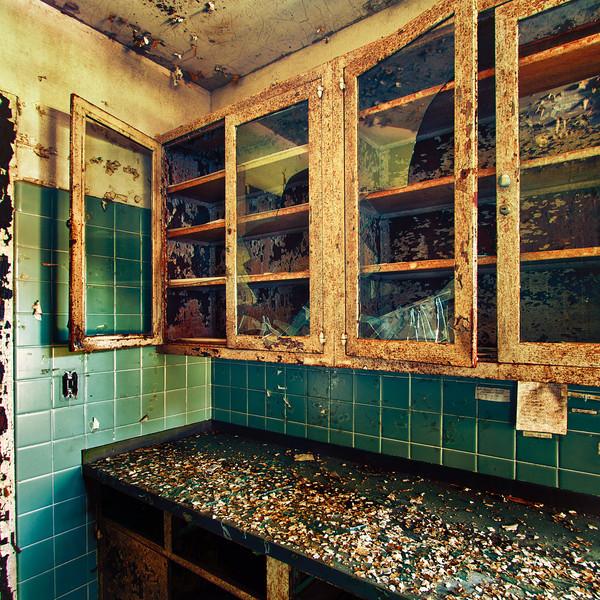 Old Sanatorium in Waterford, CT