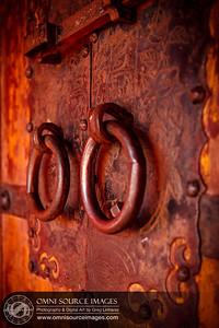 Fine Art Gallery Doors - Solano Ave. Berkeley, CA.