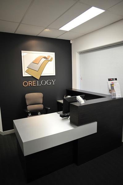 Office interior, West Perth, Western Australia