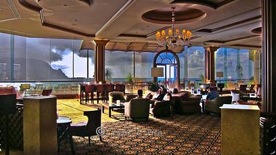 March 10, 2011 St Regis Hotel Lobby Bar Princeville, Kauai