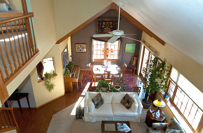airbnb Lake County Loft and Home