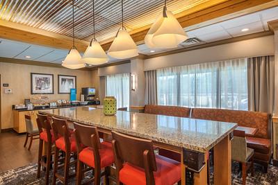 Wilkes Hampton_Lobby Table