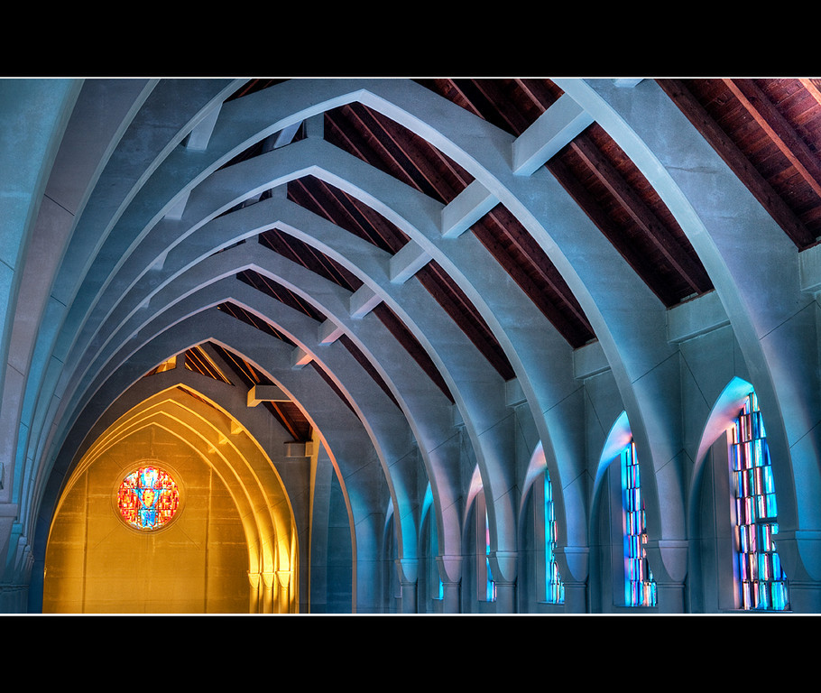Divine Arches and Light