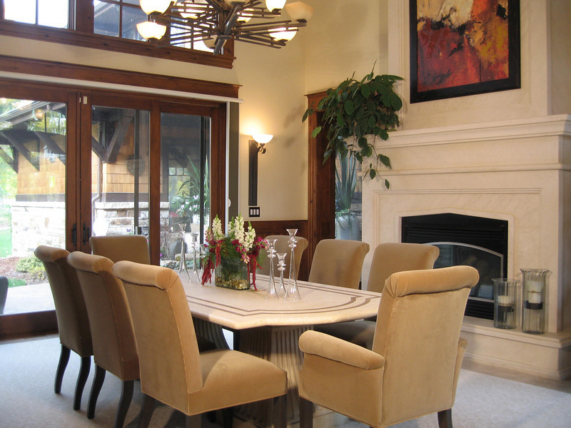Remodeled Dining Room
