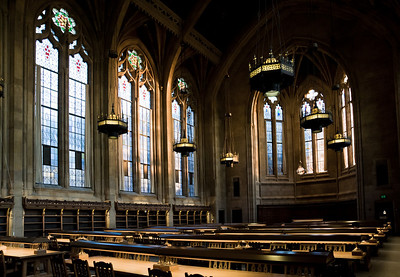 Suzallo Library, University of Washington